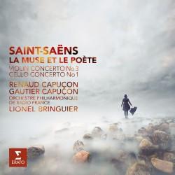 Visuel CD Saint Saëns