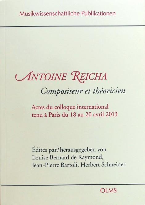 Antoine Reicha, compositeur et théoricien