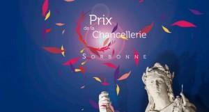 Prix de la Chancellerie des Universités de Paris